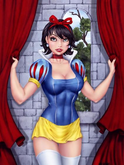 Sexy cartoons turner