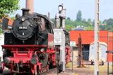 Locomotive-train-transport