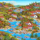 Harmony river - Fausto Perez