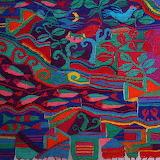 Tapestry by Aiko Kobayashi Gray