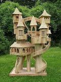 Castillo tallado- Castle carved