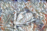 Swan Abstract