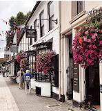 Marlow Buckinghamshire England UK Britain