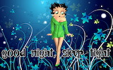 Betty Boop Good Night