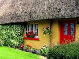 Yellow Cottage Adare Ireland