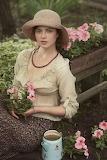 Dama de las flores