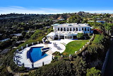 Beverly Hills California Mansion USA