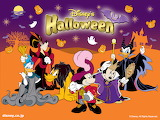 Halloween with Mickey & friends