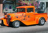 Ford hot rod pickup