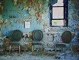 Chairs Lechtworth Asylum New York State