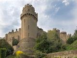 Warwick Castle Caesar tower