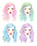 E hair colors