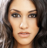 Sexy Janina Gavankar Face Close Up