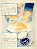 Yum - Wesson Oil Snowdrift, 1927