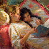 Reading Together ~ Daniel F. Gerhartz