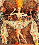 Actors on My Skirt by Roman Zaslonov