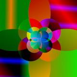 Kalidscope Flower
