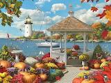 Autumn Seaside