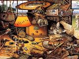 Fishermans Friend by Charles Wysocki