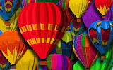 ☺♥ Multitude of colours...
