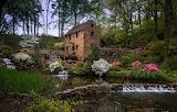 Water mill-stream