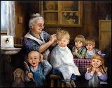 grandma's barber shop