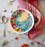 Bird Smoothie Bowl