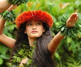 Female Hawaiian Dancer