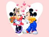 Happy Valentine's day Minnie