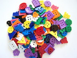 ^ Colorful buttons