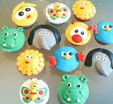 Cupcakes @ Rosas de Açúcar