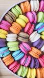 Macarons- platter