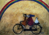 ^ Somewhere under a Rainbow ~ Sam Toft