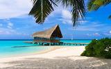 luxury tropical beach villa by ocean 2