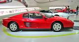 1984 Ferrari Testarossa from Miami Vice TV series