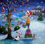 ^ Ginger Christmas ~ Iwona Lifsches