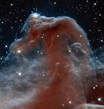 NASA Horsehead Nebula. Hubble