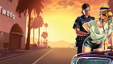 Grand Theft Auto 5 Sunset