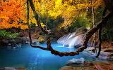 Wodospad - Thailand