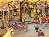 1950's Toy Shop