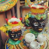 ceramics, Italy