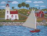 Harbor Light - Mary Charles