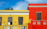 Colorful houses-Cape Town