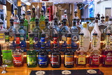 Botellas de bebidas