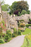 Arlington Row in Bibury, England