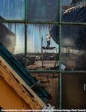 Framed Reflection in Gloucester Donna Bambury