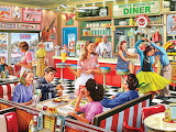 American Diner by Steve Crisp...