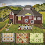 The Quilters Barn - Art Poulin