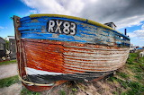 Old Fishing Boat, Hastings