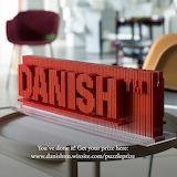 DANISH™ Jigsaw Puzzle